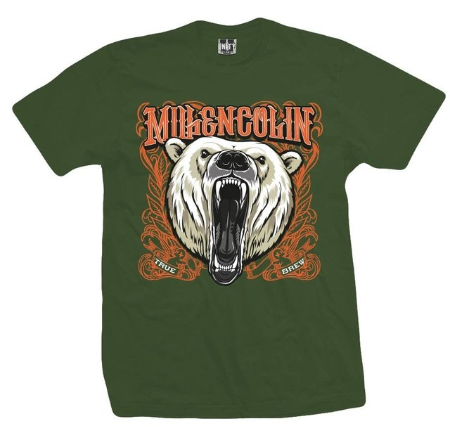 Remera MILLENCOLIN TRUE BREW