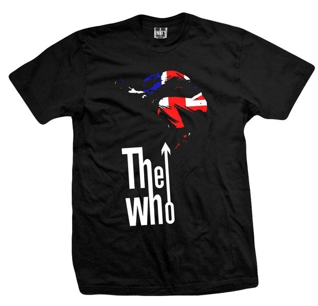 Remera THE WHO MY GENERATION
