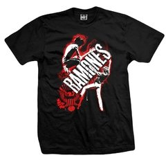 Remera RAMONES ON THE ROAD