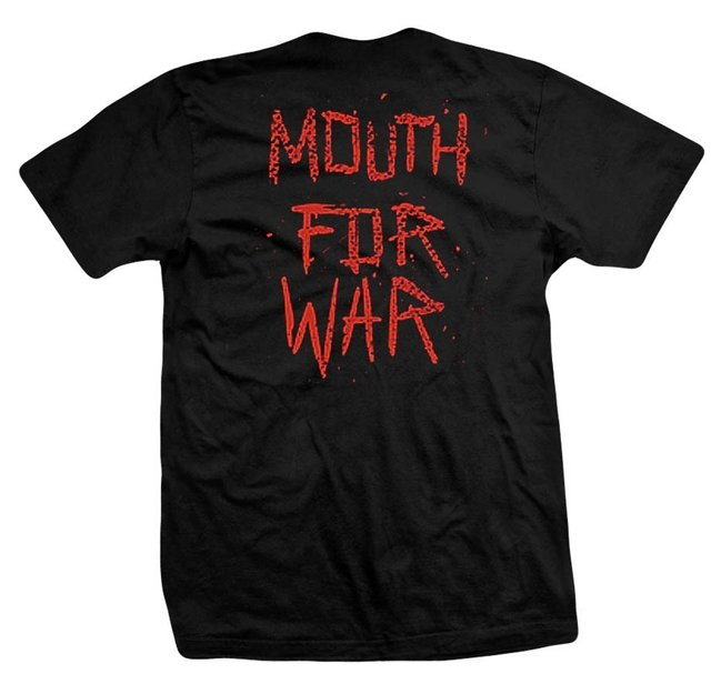 Remera PANTERA MOUTH FOR WAR - comprar online