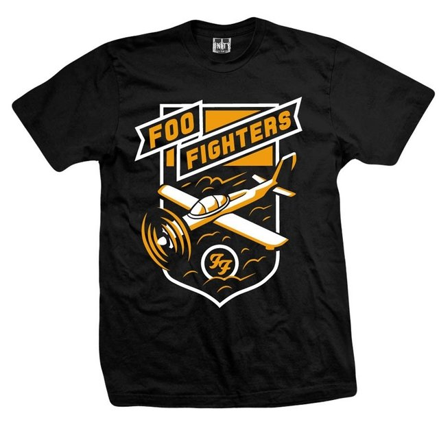 Remera FOO FIGHTERS FLY