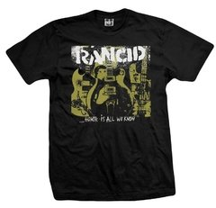 Remera RANCID HONOR IS ALL WE KNOW