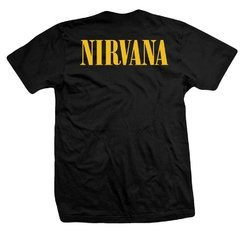 Remera NIRVANA SEATTLE - comprar online