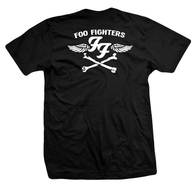 Remera FOO FIGHTERS A MATTER OF TIME - comprar online