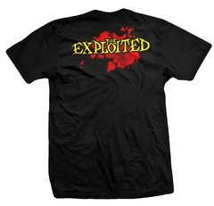 Remera THE EXPLOITED CLASSIC - comprar online