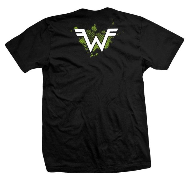 Remera WEEZER THE GOOD LIFE - comprar online