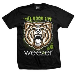 Remera WEEZER THE GOOD LIFE