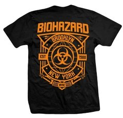 Remera BIOHAZARD BROOKLYN 1988 - comprar online