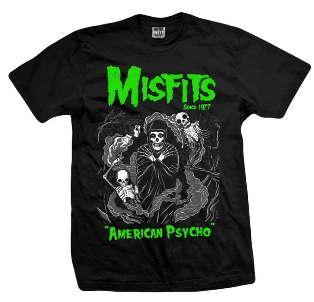 Remera MISFITS GHOST