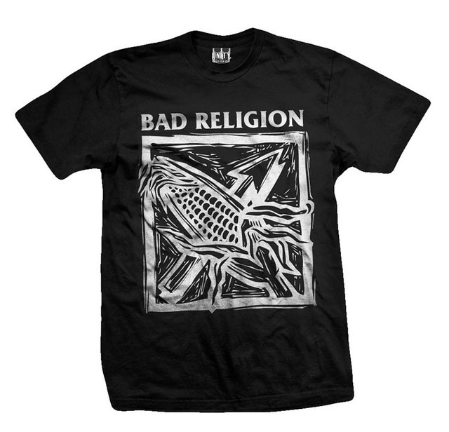 Remera BAD RELIGION AGAINST THE GRAIN