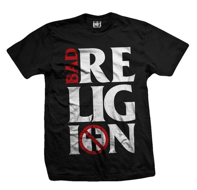 Remera BAD RELIGION DROPOUT