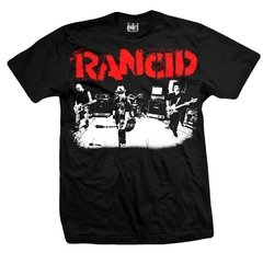 Remera RANDID LET'S BAND