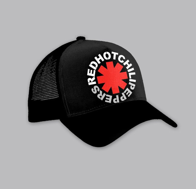 Gorra RED HOT CHILI PEPPERS LOGO