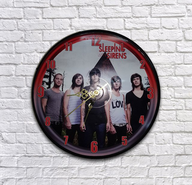 Reloj SLEEPING WITH SIRENS