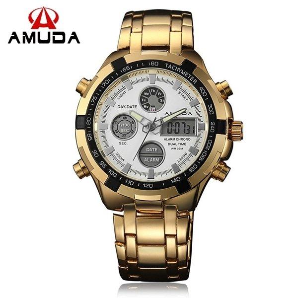 2d6ff878c42 ... Relógio de Luxo Masculino A prova D agua 4 Modelos diferentes na  internet ...