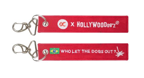 Chaveiro HollywooDog'z X Other Culture