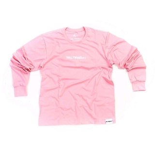 Long Sleeve Hollywoodog'z Rosa na internet