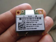 Placa Wireless Wi Fi P Note Dell Insp 7420 Dw1703 Atheros