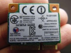 Placa Wireless Wi Fi P Note Sony Sve141l11x Ar5b225 Atheros - WFL Digital Informática