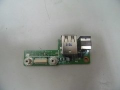 Conector Dc Power Jack+usb (placa) P Dell Xps M1530 - WFL Digital Informática