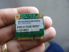 Placa Wireless Wi Fi Note Positivo Sim+ 390 93r-01704e-0000 - comprar online