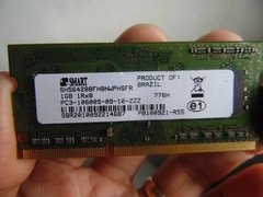 Memória P Notebook Smart 1gb Ddr3 1rx8 Pc3-10600s
