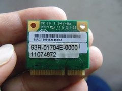 Placa Wireless Wi Fi Note Positivo Sim+ 390 93r-01704e-0000 na internet