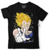Camiseta Dragon Ball Vegeta