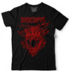 Camiseta Game Of Thrones Dracarys