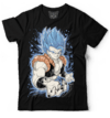 Camiseta Dragon Ball Gogeta