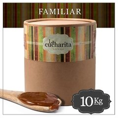 DULCE DE LECHE FAMILIAR 10 KG