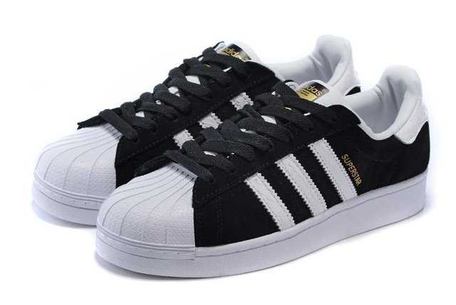 adidas superstar zapatillas negras