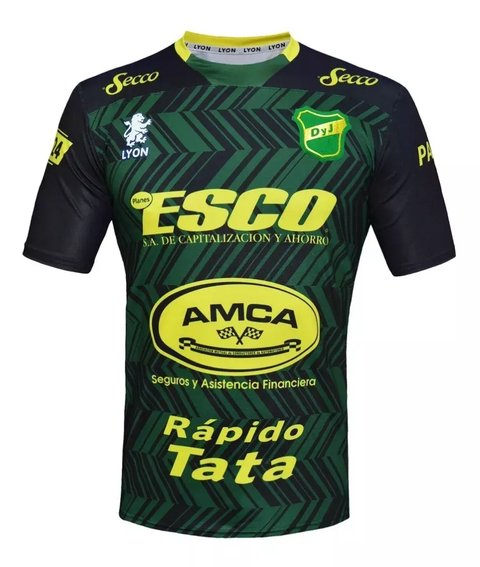 Defensa y Justicia Camiseta Alternativa 2 2019/2020