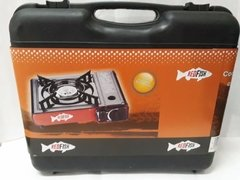 Anafe Portatil Redfish A Gas Butano + 4 Cartuchos + Maletin! - Exclusive Shop