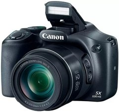 Canon Powershot Sx530 16 Mp Zoom 50x Video Full Hd Wifi - comprar online