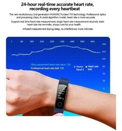 Sport Smart Band Huawei Honor 4 Sumergible Deportes Cardiaco - tienda online