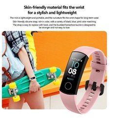 Sport Smart Band Huawei Honor 4 Sumergible Deportes Cardiaco - comprar online