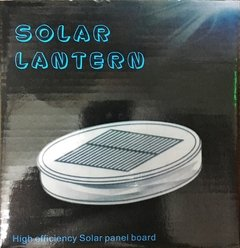 Linterna Farol Solar Inflable 10 Led Recargable
