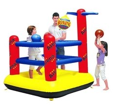Jilong 97013 - Sports Arena Play Center Box Y Basket en internet