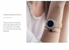 SMART WATCH MUJER - X6 - RELOJ BLUETOOTH SUPER ELEGANTE