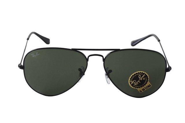 78914a1802bac ... Óculos de Sol Ray Ban Aviator Large Metal RB 3025L L2823 - comprar  online ...