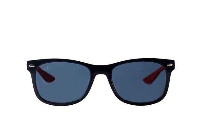Óculos de Sol Infantil Ray Ban New Wayfarer Junior Remix RJ 9052S 178 80 ... c8c14a5623