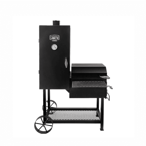 OKLAHOMA JOE'S BANDERA VERTICAL OFFSET SMOKER