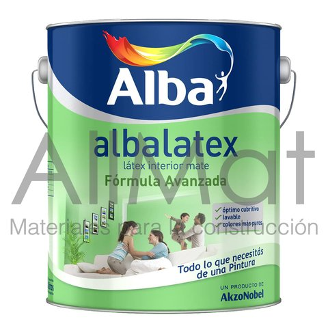 Latex Interior Mate Albalatex