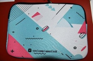 Funda Notebook 14' Diseño Gemetria