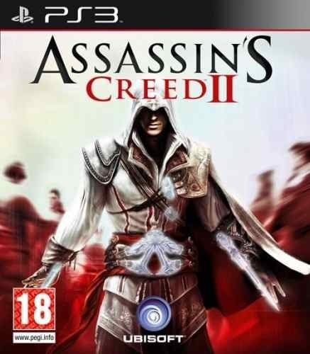 Juego Ps3 Assassin's Cred 2