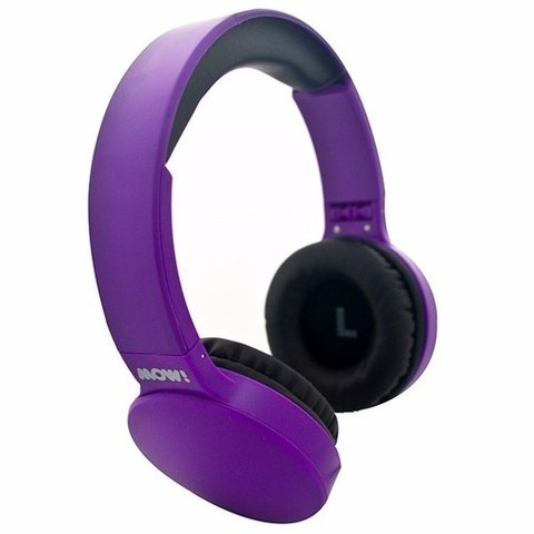 Auriculares Bluetooth Mow Roxy-BT