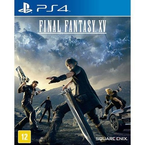 Final Fantasy XV one edition PS4