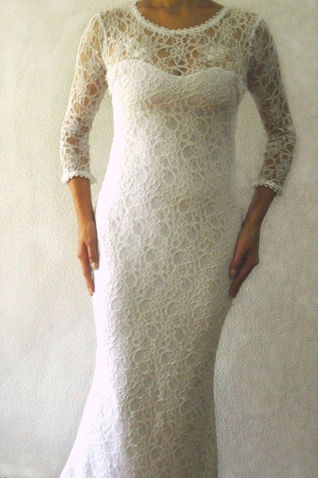Well-known Vestido Noiva Sereia Alegra SR92