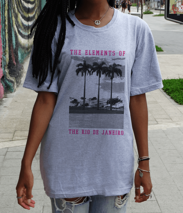 camiseta the elements of the rio de janeiro na internet
